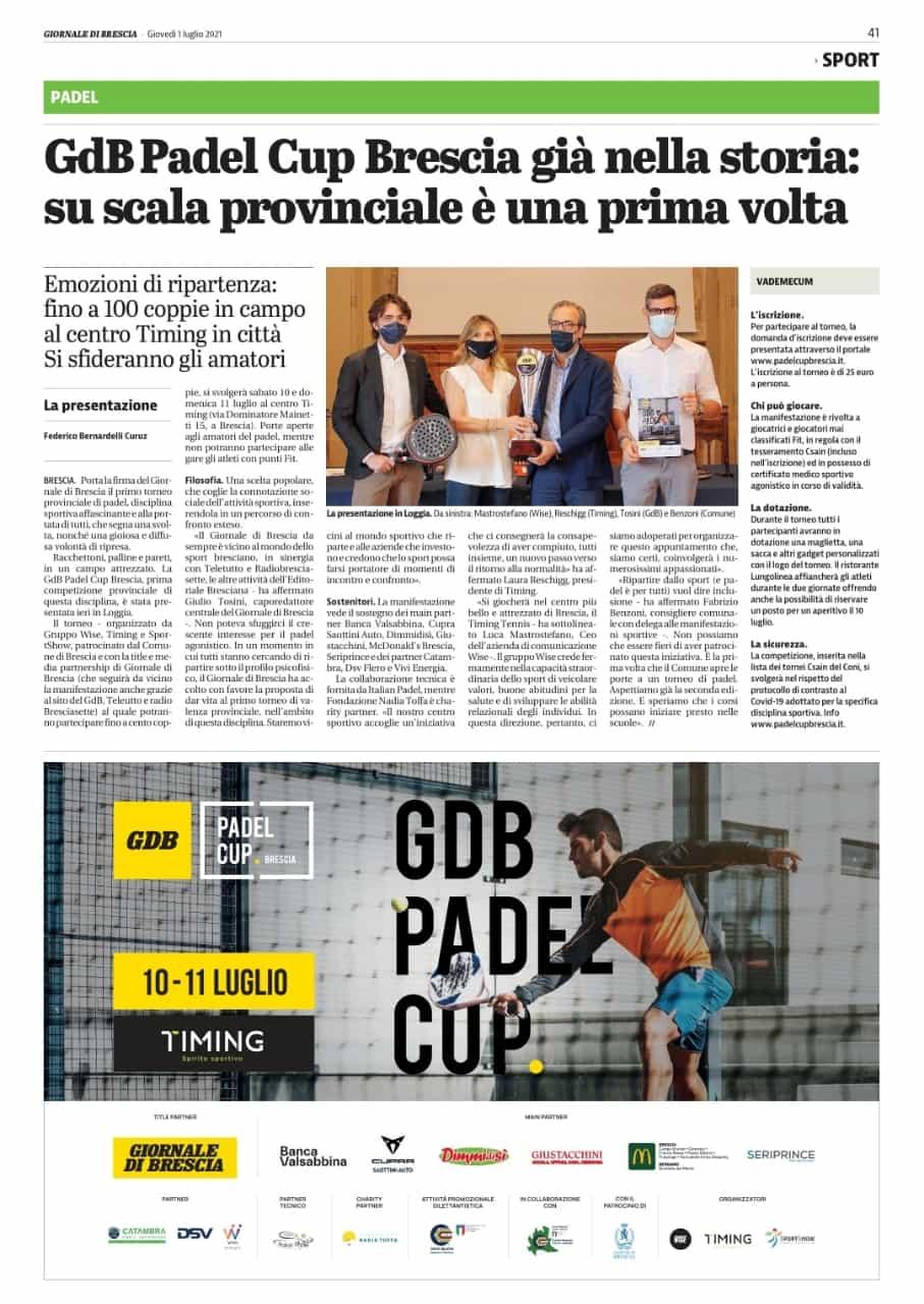 GDB Padel Cup