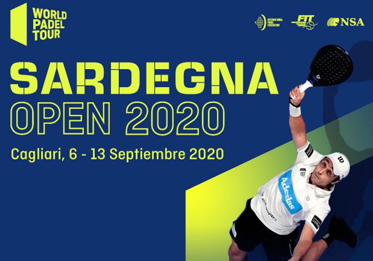 World Padel Tour - Cargliari, Sardegna